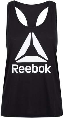 Reebok Wor Logo Tank Top