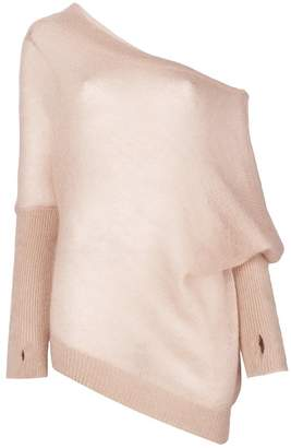 Tom Ford Maglia off the shoulder jumper