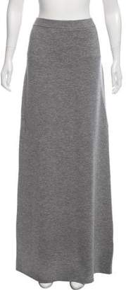 Acne Studios Wool Maxi Skirt