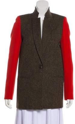 Givenchy Wool Knit Blazer
