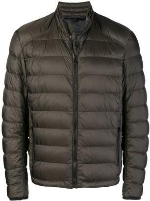 Belstaff zip padded jacket