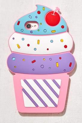 Lee Dabney Ice Cream Silicone iPhone 8/7/6 Case