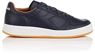 Diadora Men's BNY Sole Series: Men's B Elite Saffiano Leather Sneakers