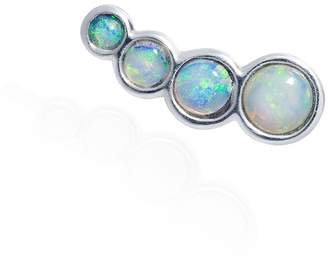 Lee Renee Opal Slider Mono Earring Right Ear