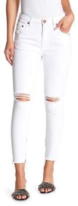 One Teaspoon Free Love Distressed Skinny Jeans