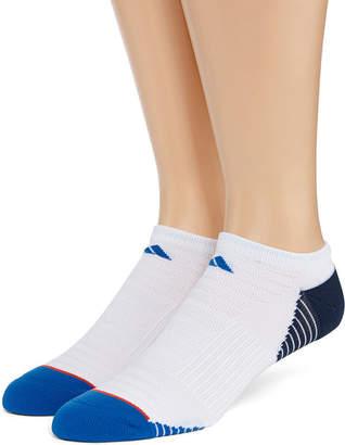 adidas No Show Socks-Mens