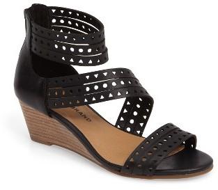 Women's Lucky Brand Jaleela Wedge Sandal $88.95 thestylecure.com