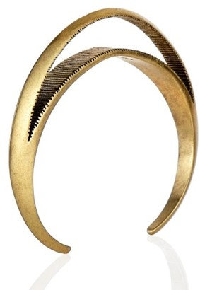 Women's Jenny Bird Crescent Moon Cuff $85 thestylecure.com