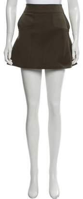 Belstaff Mini Flared Skirt