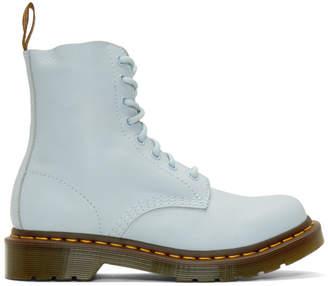 Dr. Martens Blue 1460 Pascal Boots