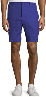 Burberry Soho Linen Trouser Shorts