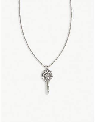 Emanuele Bicocchi Skull key pendant