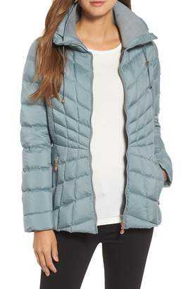 Bernardo Packable PrimaLoft(R) Coat