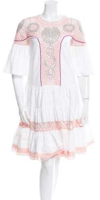 Alice by Temperley Clara Smock Dress w/ Tags $545 thestylecure.com