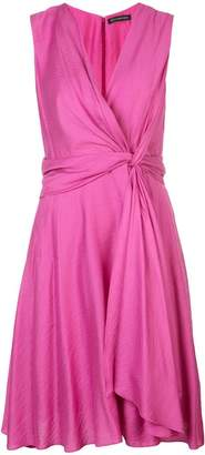 Natori knot tie dress