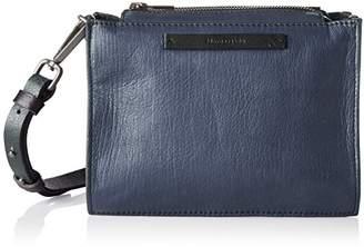 Marc O'Polo Fortysix, Women's Shoulder Bag, Blau (), 7x12.5x17 cm (B x H T)