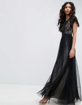 Needle & Thread Primrose Lace Bodice Gown