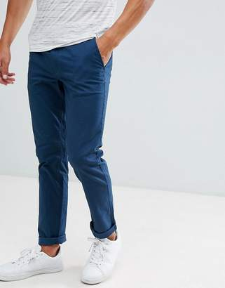 Selected Chinos In Straight Fit
