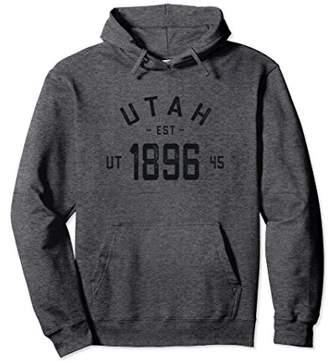 Vintage Utah Hoodie Sweatshirt - Utah Gifts