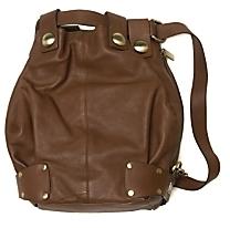 Kooba Waverly Bucket Bag: Brown