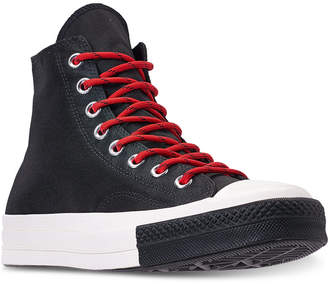Converse Men's Chuck Taylor 70 Trech Tech High Top Casual Sneakers from Finish Line