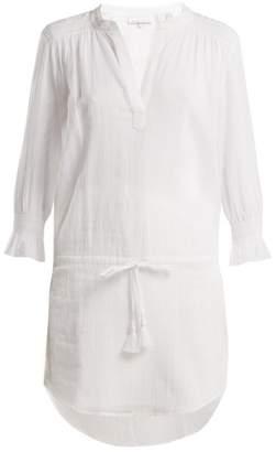 Heidi Klein Seychelles Smocked Tunic - Womens - White