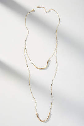 Anthropologie Dominique Layered Necklace