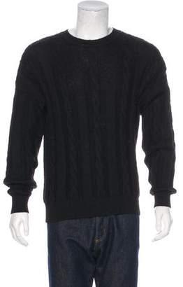 Paul Smith Knitted Alpaca Sweater