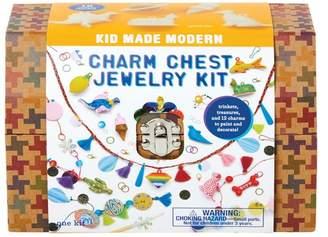Kid Made Modern Charm Chest Jewelry Craft Kit