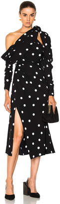 Monse Polka Dot Dress
