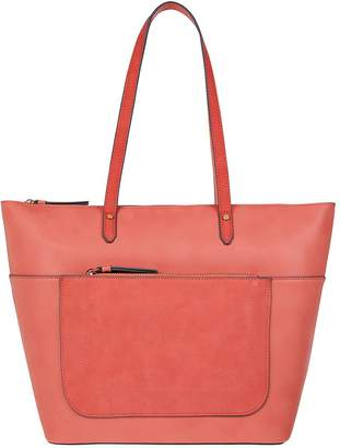 Accessorize Emily Tote Bag - Coral