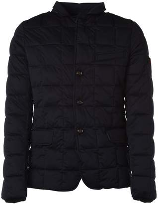 Save The Duck Sold7 Down Jacket In Blue Nylon