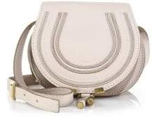 Chloé Small Marcie Leather Crossbody