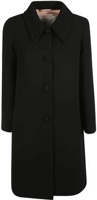 L'Autre Chose Lautre Chose LAutre Chose Single Breasted Classic Long Coat