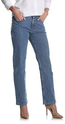 Lee Indigo Women's Tall Size Relaxed Fit Straight Leg Jean