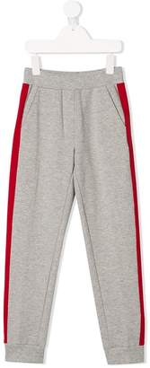 MonnaLisa side appliquées jogging trousers