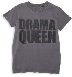 Nununu Little Girl's & Girl's Drama Queen T-Shirt