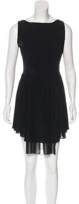 Hakaan Silk Mini Dress