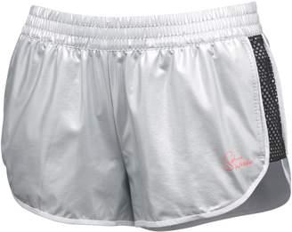 PUMA x Sophia Webster Metallic Shorts