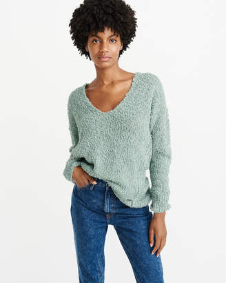 Abercrombie & Fitch Boucle Sweater