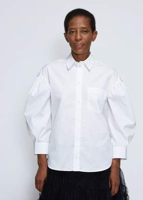 Simone Rocha Drop Sleeve Shirt
