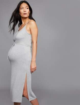 BB Dakota Drawstring Maternity Dress