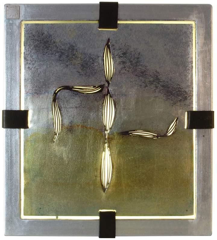 EEK A++, Dekoartikel Bankok Silber