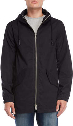 Bellfield Garbo Hooded Lightweight Parka