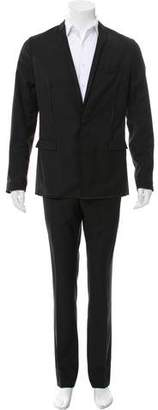 Christian Dior Virgin Wool Two Button Suit