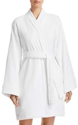 Hudson Park Collection Short Velour Bath Robe - 100% Exclusive