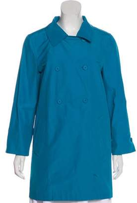 Prada Short Rain Coat