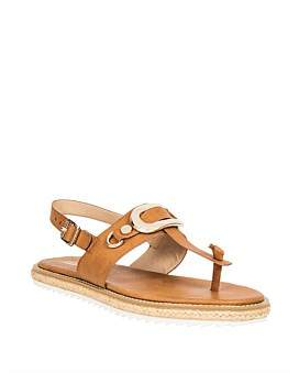 R & E RE: Thong Trim Sandal
