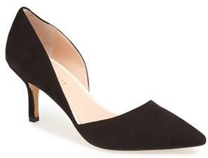 Women's Sole Society 'Jenn' Pointy Toe Pump $79.95 thestylecure.com