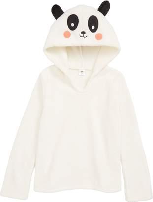 Tucker + Tate Animal Plush Fleece Pajama Hoodie